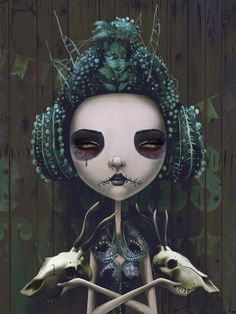 Libra - Afterland character by Sarita Kolhatkar for Imaginary Games #Afterland #ImaginaryGames #SaritaKolhatkar #Zodiac #Libra
