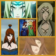 Day 17 of the 30 Day Challenge: favorite Kage. I obviously love Tsunade but I didn't think it woukd be fair to chose her. So I also chose someone other than her. So my two favorite Kage are the Hokage, Tsunade, and the Mizukage, Mei. I think that they are very powerful women worthy of being a Kage.