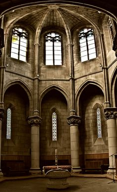 La Seu de Manresa. El Bages, Catalonia