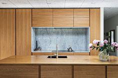 KITCHEN · EG & WHITE MARMOR | Baks Architects
