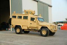 Armoured Panthera