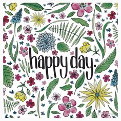 Happy Day to you!