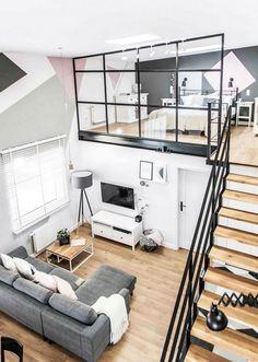 75 Lovely Modern Apartment Living Room Decor Ideas - June 08 2019 at