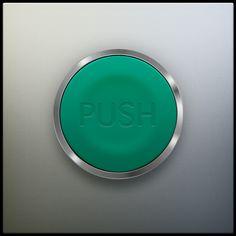 green big push button freebie