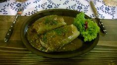 #Golabki, feuille de chou farcie de riz et viande hachée | Voyage à #Cracovie, en #Pologne