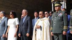 """Danilo Medina pide a la Virgen de la Altagracia """"nos guíe siempre"""""""