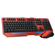 3cbbb089817 Find More Keyboard Mouse Combos Information about Best Selling Computer  Accessories Red, Black, White