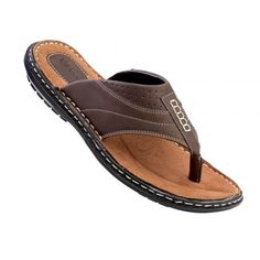 Vestire 4555 Men's Brown Slip on Leather Sandals Flat, Leather Slippers, Gents Slippers, Mens Casual Dress Shoes, Mens Slip Ons, Flip Flop Shoes, Shoe Collection, Comfortable Shoes, Shoes Online