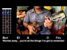 "▶ ""Take On Me"" (A-Ha) Ukulele Play-Along! - YouTube"