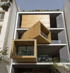 Sharifi-ha House: la casa dalle stanze rotanti http://www.differentdesign.it/sharifi-house-casa-dalle-stanze-rotanti/ Una #casa dinamica e #innovativa, capace di #ruotare e variare la propria struttura in base alle esigenze climatiche!
