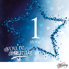 Had a brilliant week with @slimmingworld and to crown it all, I've got this award!