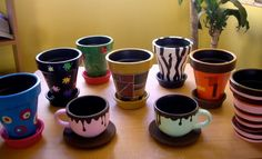 I want those mugs