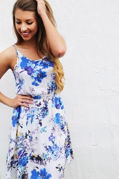 One Sweet Day Floral Dress - The Rage - 1