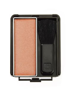 CoverGirl Classic Color Blush in Soft Mink. Whether your skin is fair or dark, you could apply this subtle peachy gold powder blindfolded and look polished, not clownish.