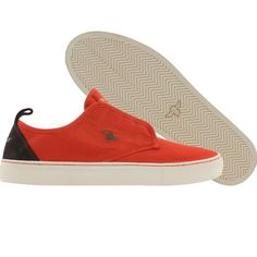 Creative Recreation Lacava shoes in red