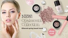 Beauticontrol's Opalescent Collection-Limited Edition