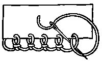 KNOTTED STITCHES: vocabulary 5: Antwerp edge design by Mrs. A. Christie London 1920