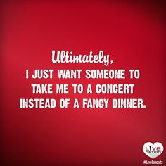 Concerts are the way to my heart #LoveConcerts #LiveNation