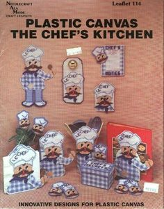 The Chef's Kitchen 1/5