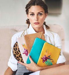 Olivia Palermo for Pretty Ballerinas Spring 2018