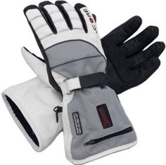#7: Gerbing's Womens S-2 Heated Winter Gloves.
