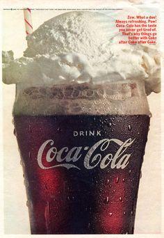 https://flic.kr/p/pK79UA | 1966 Coca-Cola Coke Advertisement Hot Rod August 1966 | 1966 Coca-Cola Coke Advertisement Hot Rod August 1966
