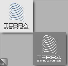 Concrete Formwork Company, Terra Structures Inc. �20Logo Design by Marcus Cooley
