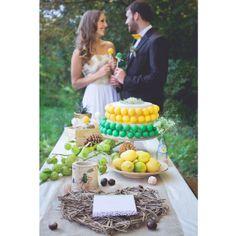 Ökologische Hochzeit