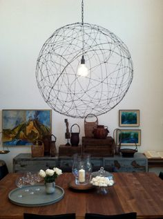 Make this AMAZING chandelier Tutorial and 45 BEST Charming Lifestyle DIY & Tutorials EVER.  From MrsPollyRogers.com