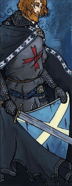 Scottish Knight by CephalopodFarm.deviantart.com