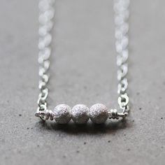 """""""stellar"""" in silver by Rachel of elephantine"""