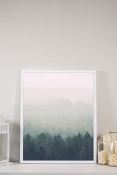 Posters and prints - Scandinavian and Nordic design by Decordic Poster Wall, Poster Prints, Poster Decorations, Nordic Interior, Stylish Home Decor, Nature Prints, Nordic Design, Home Decor Store, Scandinavian Style