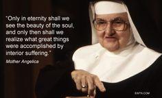 #WednesdayWisdom #Easter #MotherAngelica #EWTN