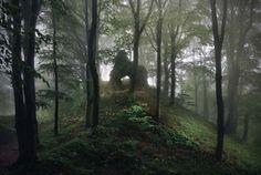 Brothers Grimm Homeland - Photographic Illustration by Kilian Schönberger