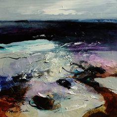 Seascapes, seascape painting, seascape art by Patricia Sadler