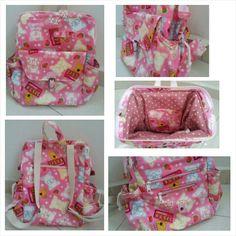 Koalas Strawberry Backpack