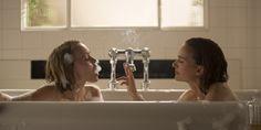 Lily-Rose Depp and Natalie Portman in 'Planetarium'