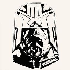 Jock Judge Dredd Letterpress Set! – Vice Press