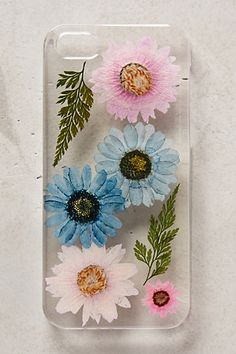Field Collector iPhone Case - anthropologie.com #floral #pressed #flowers