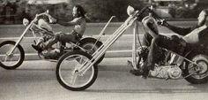 Vintage choppers