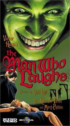 """The Man Who Laughs"" (1928) / Director: Paul Leni / Writers: J. Grubb Alexander (adaptation), J. Grubb Alexander (continuity) / Stars: Mary Philbin, Conrad Veidt, Julius Molnar Jr. #poster"