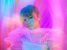 """caroldanverts: """"""""Zendaya is photographed by Mark Leibowitz for HBO's 'Euphoria' Photocall """" """""""