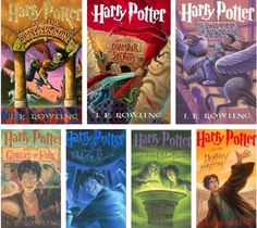 Harry Potter Series by J. K. Rowling