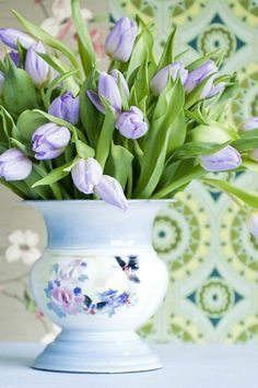 Hoida tulppaanit oikein, niin kestävät yli viikon.   Unelmien Talo&Koti. Kuva Kukkainfo.