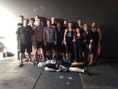 Candid CrossFit   Flickr - Photo Sharing! Leaving no man behind