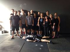 Candid CrossFit | Flickr - Photo Sharing! Leaving no man behind