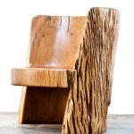 THE DESIGNER HUGO FRANCA: FINDING FUNCTIONALITY IN THE FORMS OF RECLAIMED TREES   Dezignlicious
