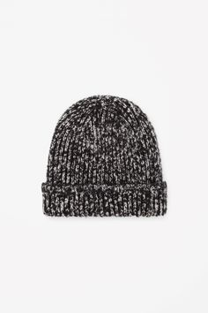 COS | Melange knit hat