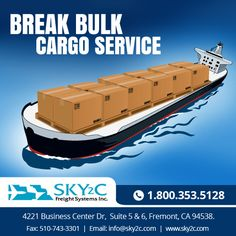 Professional #breakbulk #cargo #shipping service from #USA to anywhere in #India and Worldwide. #breakbulkcargo #breakbulkshipping