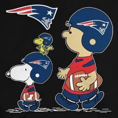 Charlie Brown, Snoopy and Woodstock heading to the game. Patriots Memes, New England Patriots Football, Nfl Memes, Patriots Fans, Football Memes, Football Season, Nfl Football, Snoopy Love, Snoopy And Woodstock